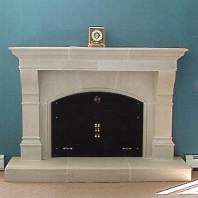 online inventory shows picture each mantel that